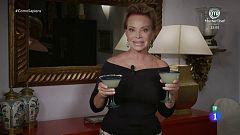 Paloma San Basilio nos enseña a preparar margaritas