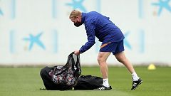 El Barça se estrena en Champions mientras Bartomeu busca la adecuación salarial de la plantilla