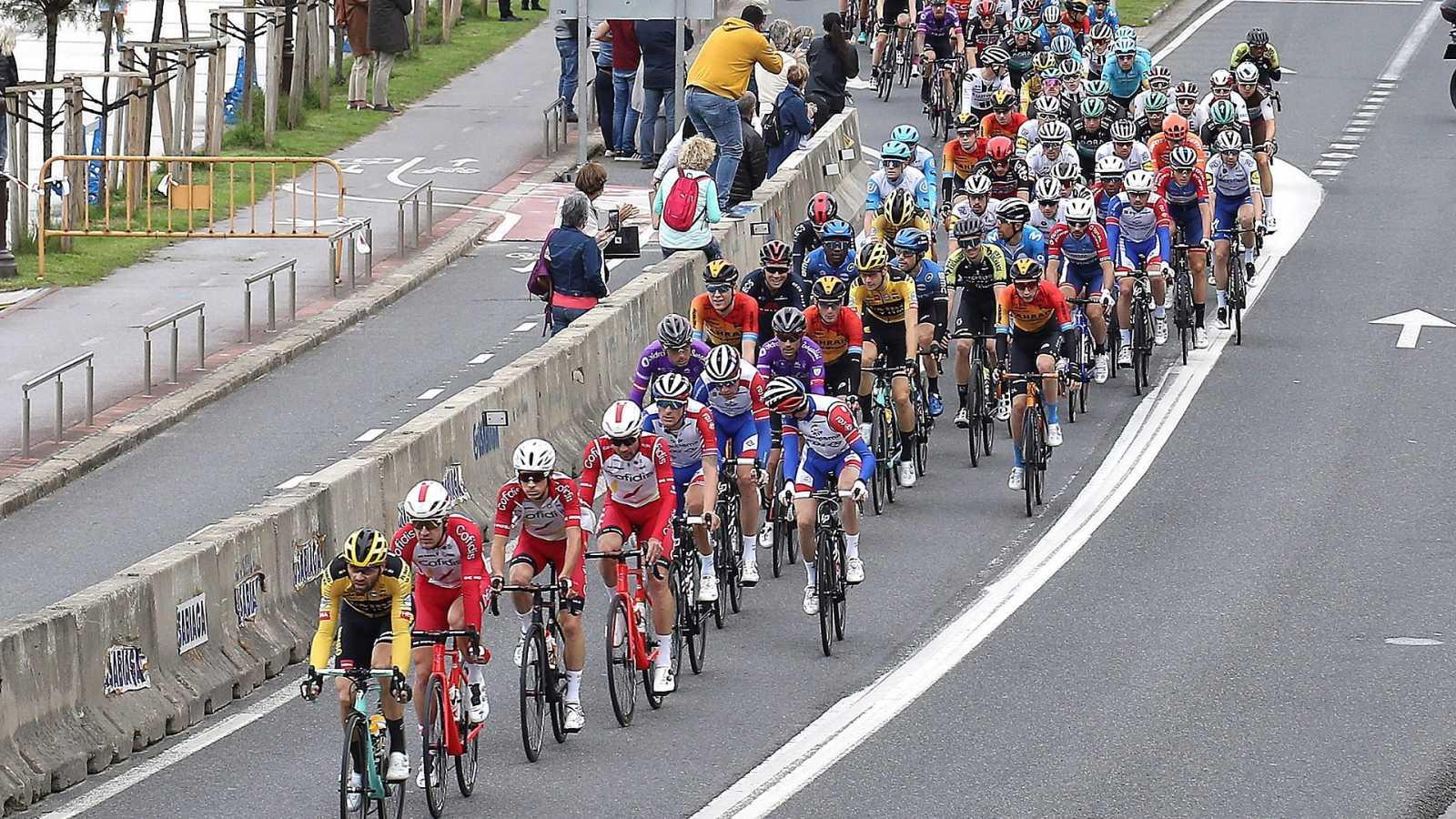 Vuelta ciclista a España 2020 - 1ª etapa: Irún - Arrate-Eibar (1) - ver ahora