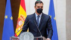 """Sánchez garantiza su apoyo si las comunidades piden el toque de queda: """"Lo primero que hay que saber es si Madrid lo pide"""""""
