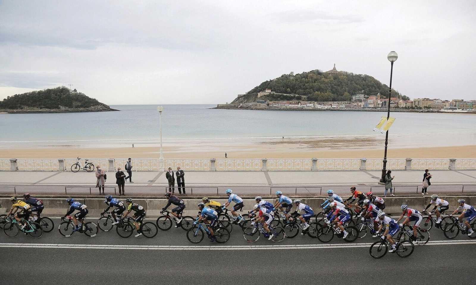 Vuelta ciclista a España 2020 - 1ª etapa: Irún - Arrate-Eibar (2) - ver ahora