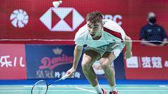 Bádminton - Danisa Denmark Open. Final individual masculina: R. Gemke - A. Antonsen