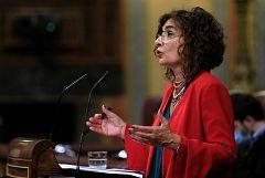 El Congreso aprueba por mayoría absoluta suspender las reglas fiscales por el COVID-19