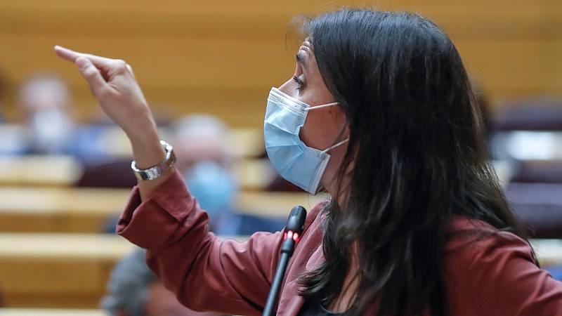 """Montero, tras las acusaciones del PP sobre """"compartir vida con un machista"""": """"Me meto en la cama con quién me da la gana"""""""