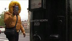 Octubre, el mes de la historia negra en Europa