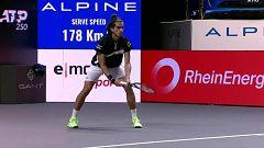 Tenis - ATP 250 Torneo Colonia (II). 2º Partido: Tennys Sandgren - Pierre-Hugues Herbert