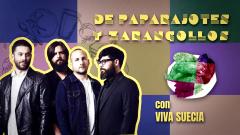 Banana Split - De paparajotes y zarangollos con Viva Suecia