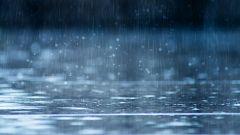 Fuertes lluvias en Galicia, en zonas del interior noroeste y en el sistema Central