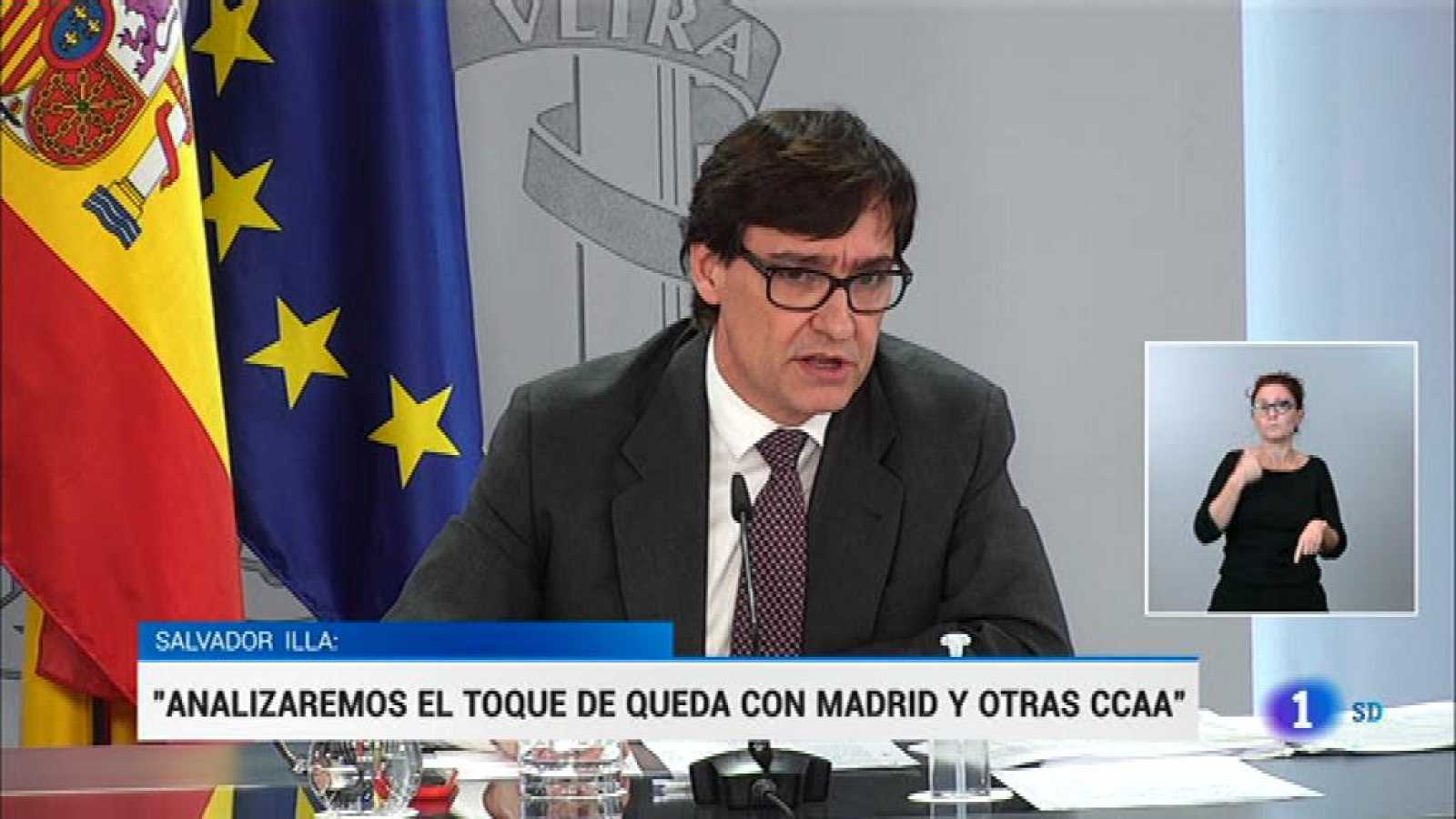 Informativo de Madrid 2 - 2020/10/20- Ver ahora