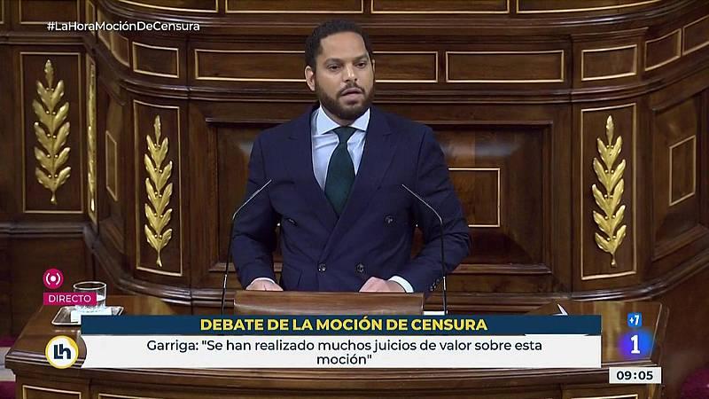 ¿Quién es el portavoz de Vox Ignacio Garriga? Te lo explicamos