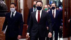 """Vox responsabiliza a Sánchez de los """"60.000 muertos"""" por coronavirus: """"Su 8M condujo a la muerte a miles de españoles"""""""