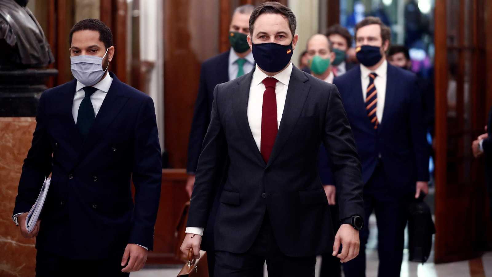 """Vox acusa de """"gestión criminal"""" al Gobierno: """"Gritar viva el 8 de marzo es lo mismo que gritar viva el virus chino"""""""