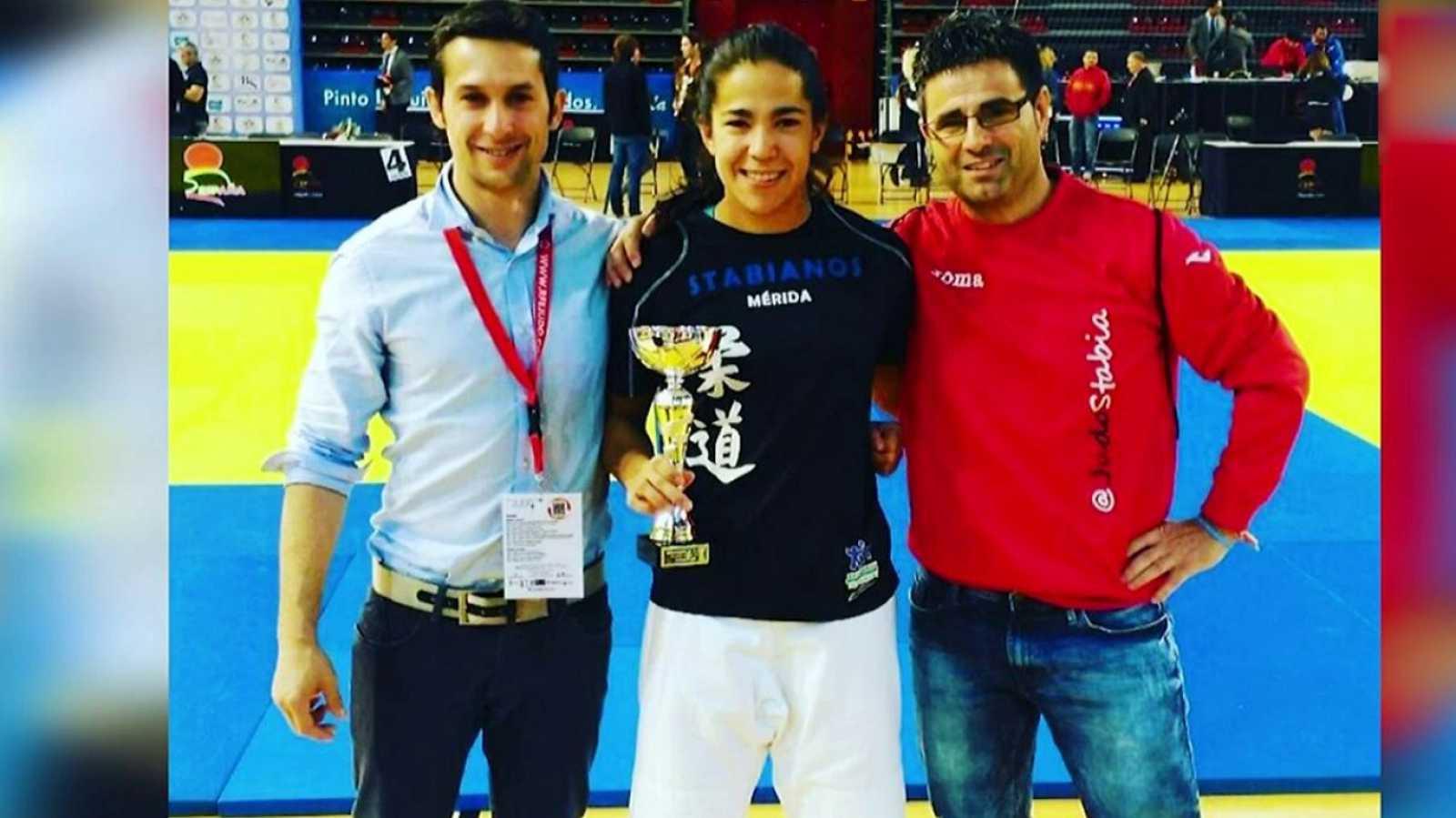 Mujer y Deporte - Judo: Cristina Cabaña - ver ahora