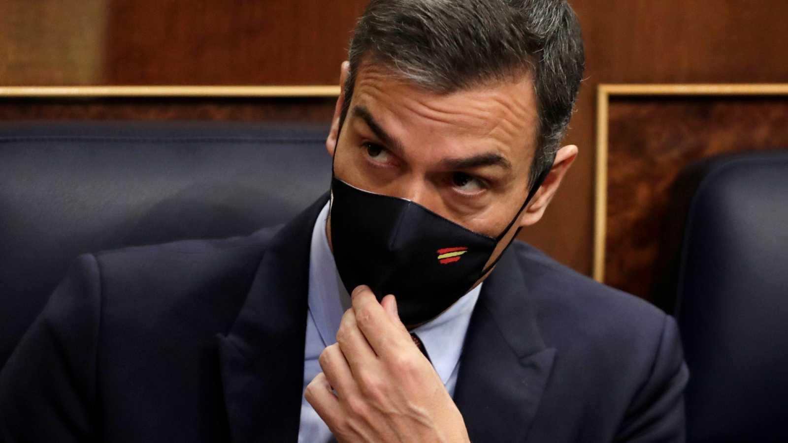 """Sánchez afirma que la moción """"no pretende sustituir a un gobierno"""""""