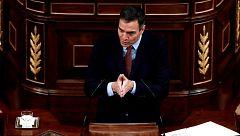 Sánchez recuerda a Abascal que planteó la salidad de España de la OMS