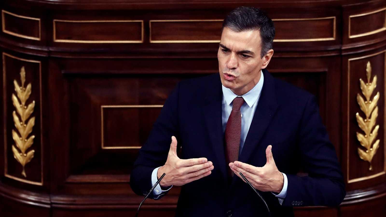 """Sánchez a Abascal: """"Usted odia a España tal y como es"""""""