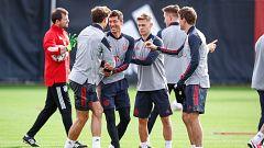 El Bayern supera los test COVID y podrá jugar ante el Atlético de Madrid
