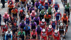 Vuelta ciclista a España 2020 - 2ª etapa: Pamplona - Lekunberri (1)