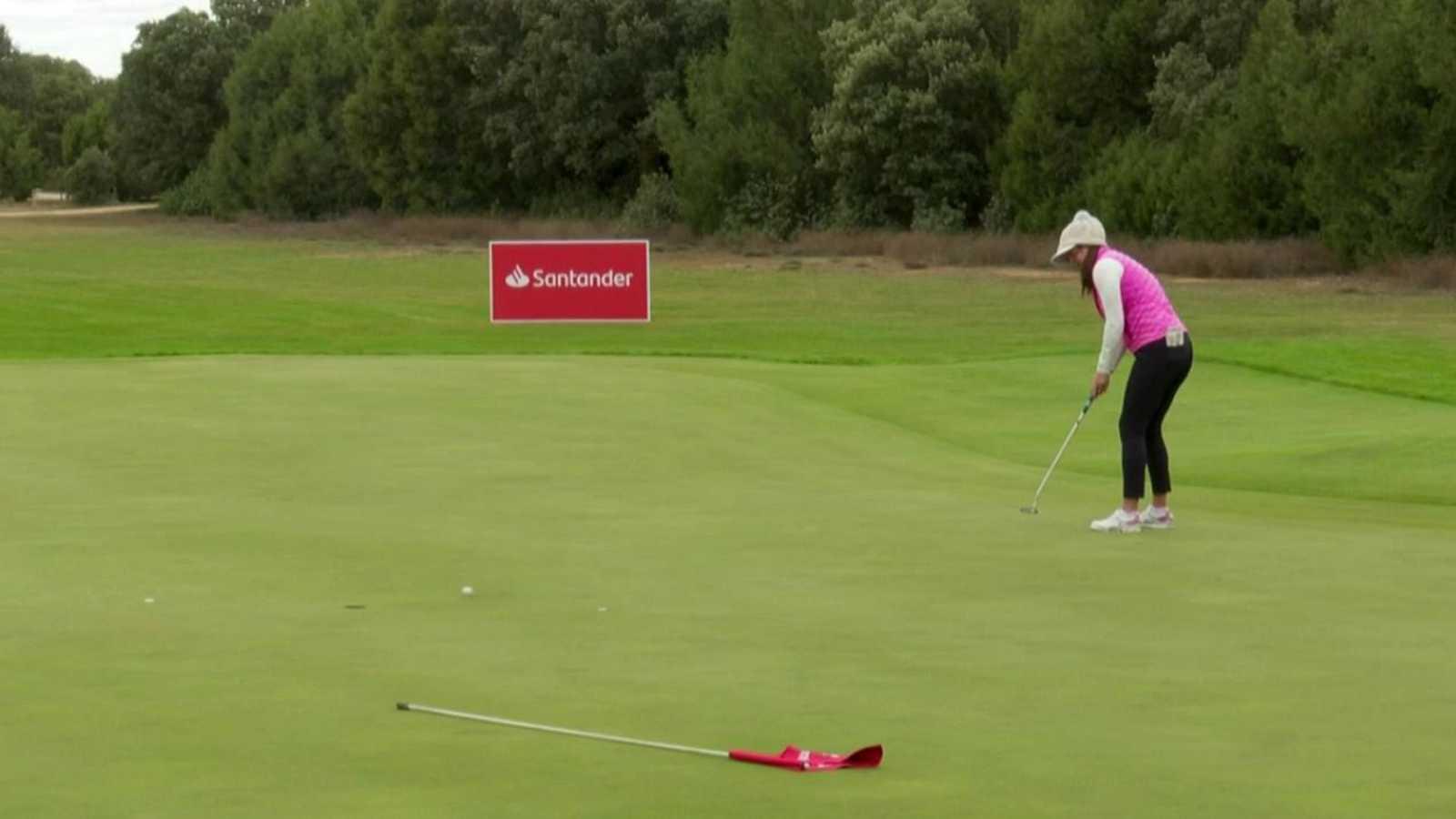 Golf - Circuito Santander Golf Tour 2020. CG Lerma: resumen - ver ahora