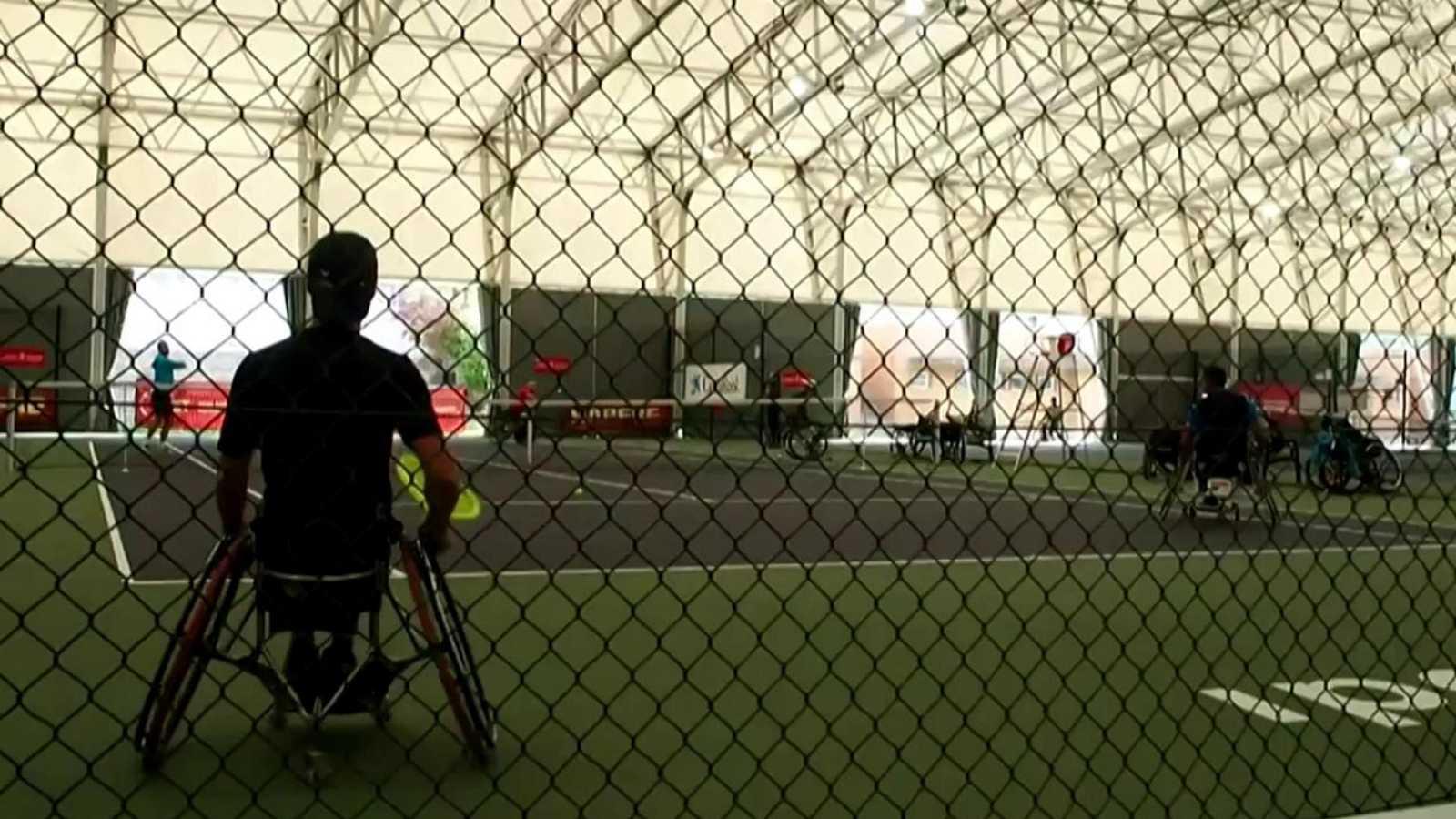 Tenis en silla de ruedas - Campeonato de España Comunidades - ver ahora
