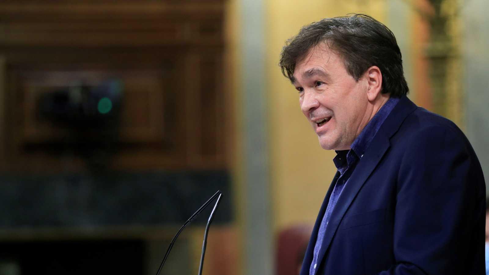 Especial informativo - Debate de la moción de censura de VOX al Gobierno (4) - ver ahora