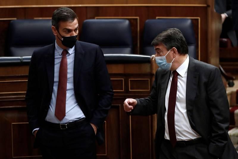 """El PNV votará 'no' a una """"patochada"""" de moción de censura que califica de """"inútil"""""""