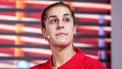 """Carolina Marín: """"No estoy en mi mejor momento personal"""""""