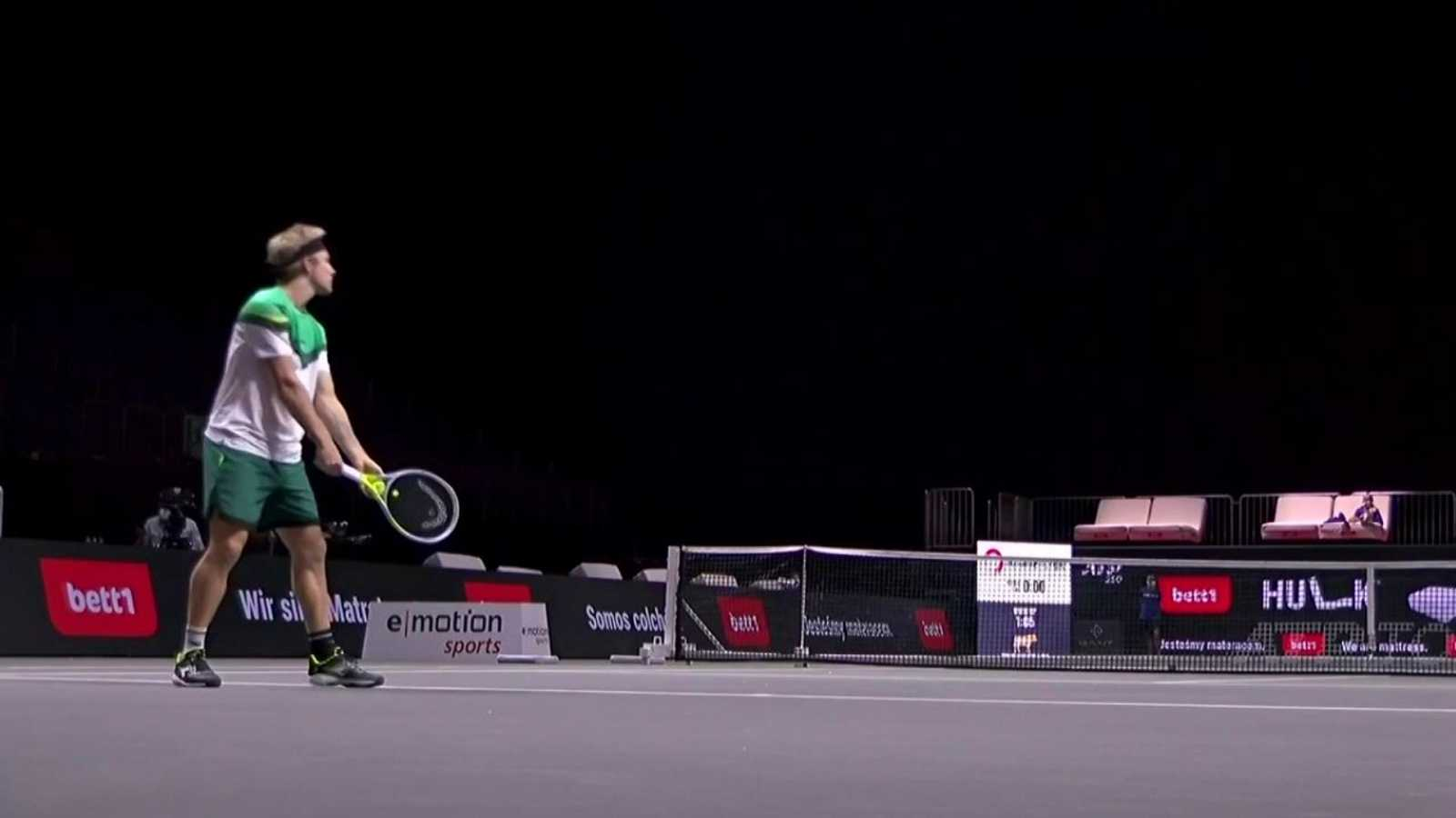 Tenis - ATP 250 Torneo Colonia (II): Steve Johnson - Alejandro Davidovich Fokina - ver ahora