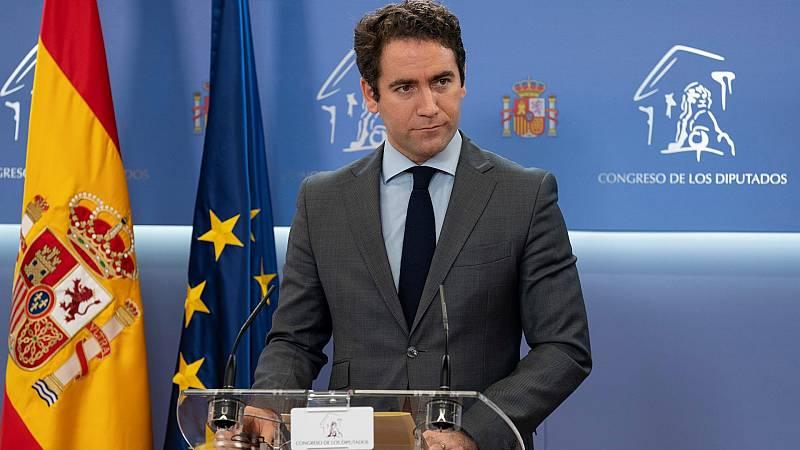 """El PP no concreta su voto en la moción, pero la califica de """"inútil"""" e """"inoportuna"""""""