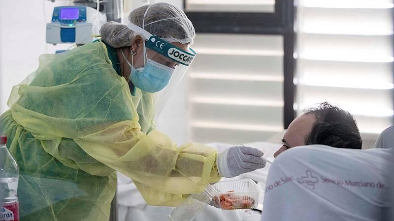 ¿Cuál es el perfil del contagiado de coronavirus en España?