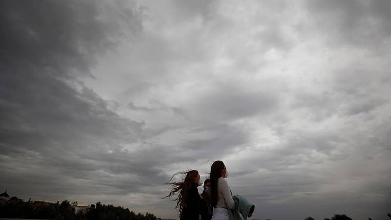 Continuará predominando el viento de componente sur en la Península y Baleares
