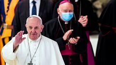 El papa apoya las uniones civiles de homosexuales