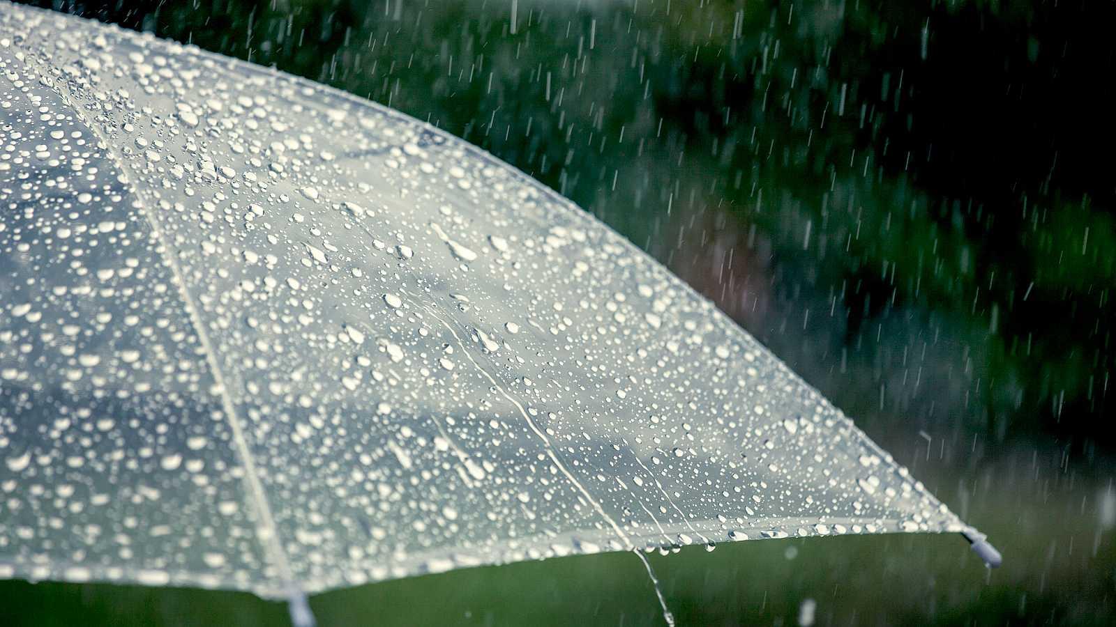 Este jueves se esperan fuertes lluvias en la cordillera Cantábrica, el sistema Central y Huelva