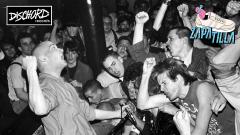 Zapatilla - Dischord Records en imágenes - 22/10/2020