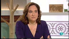 """Cafè d'idees - Ada Colau veu lògic que es plantegi el toc de queda """"no aquí, a tot Europa"""""""