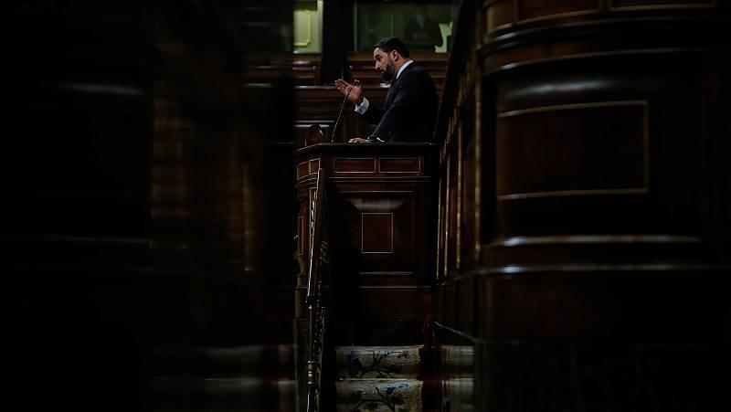 """Abascal a Podemos: """"Ustedes son mujeres, pero no representan a las mujeres"""""""