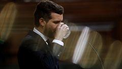 """Casado dice que el Gobierno de Sánchez es """"el peor de los últimos 40 años"""""""