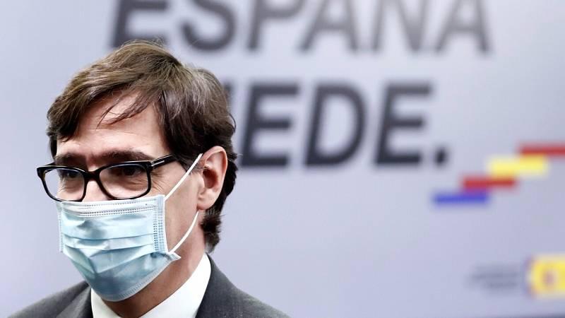 """Coronavirus - Salvador Illa advierte que quedan """"cinco o seis meses duros"""" - Ver ahora"""