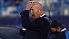 """Zidane: """"Soy el entrenador, la solución tengo que encontrar yo"""""""