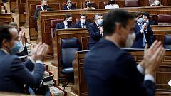 Especial informativo - Debate de la moción de censura de VOX al Gobierno (3)