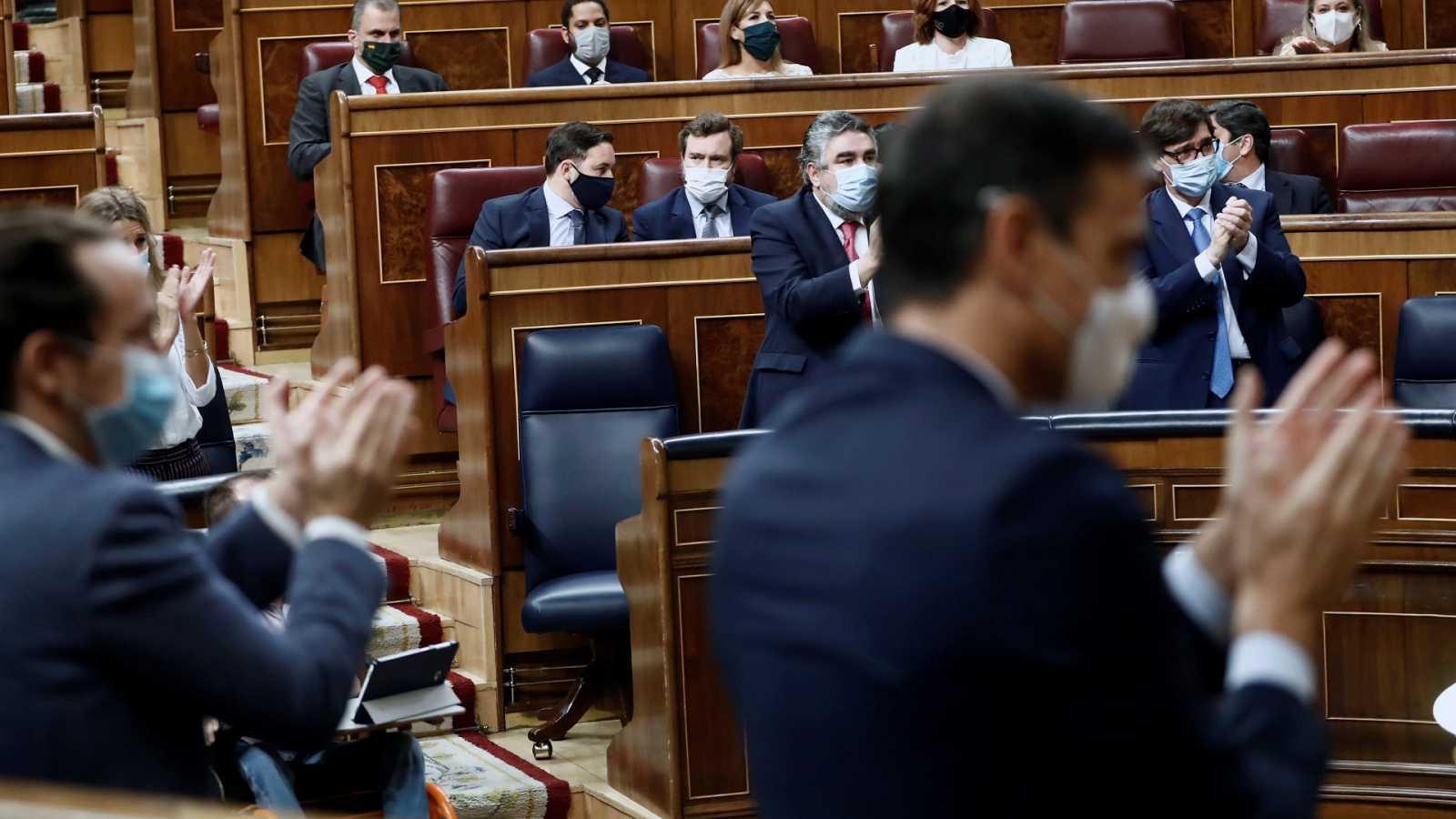 Especial informativo - Debate de la moción de censura de VOX al Gobierno (3) - ver ahora