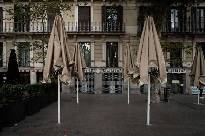 Las restricciones en Cataluña para frenar los contagios de coronavirus disparan los ERTE