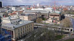 """La policía de Berlín investiga el misterioso ataque a más de 70 obras de arte en """"la isla de los museos"""""""