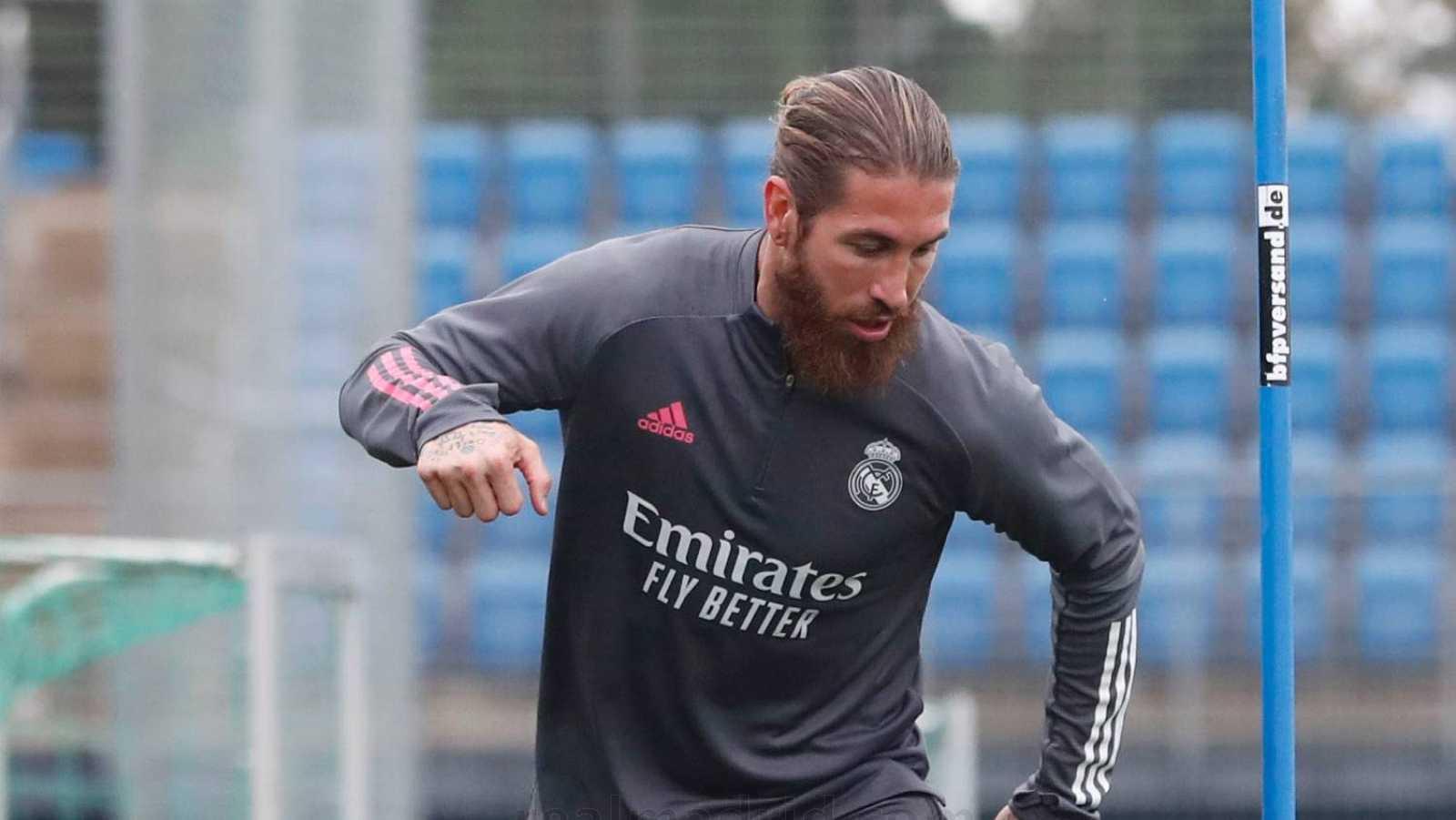Ramos acelera para llegar al Clásico