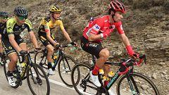 Vuelta ciclista a España 2020 - 3ª etapa: Lodosa - La Laguna Negra - Vinuesa (1)