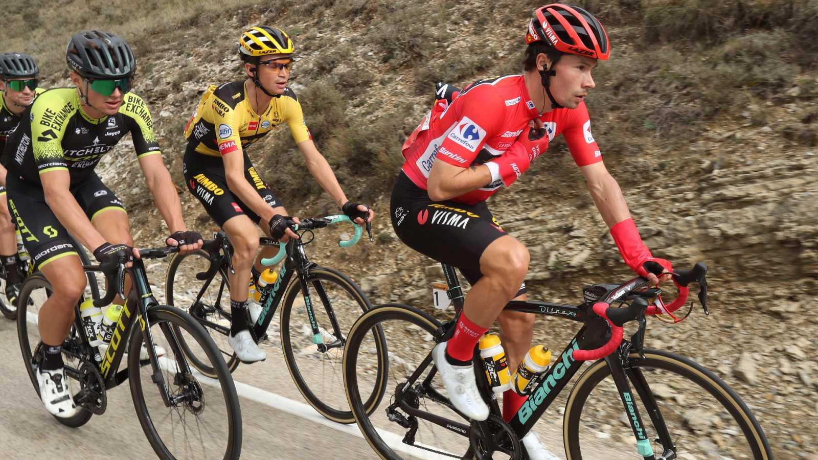 Vuelta ciclista a España 2020 - 3ª etapa: Lodosa - La Laguna Negra - Vinuesa (1) - ver ahora