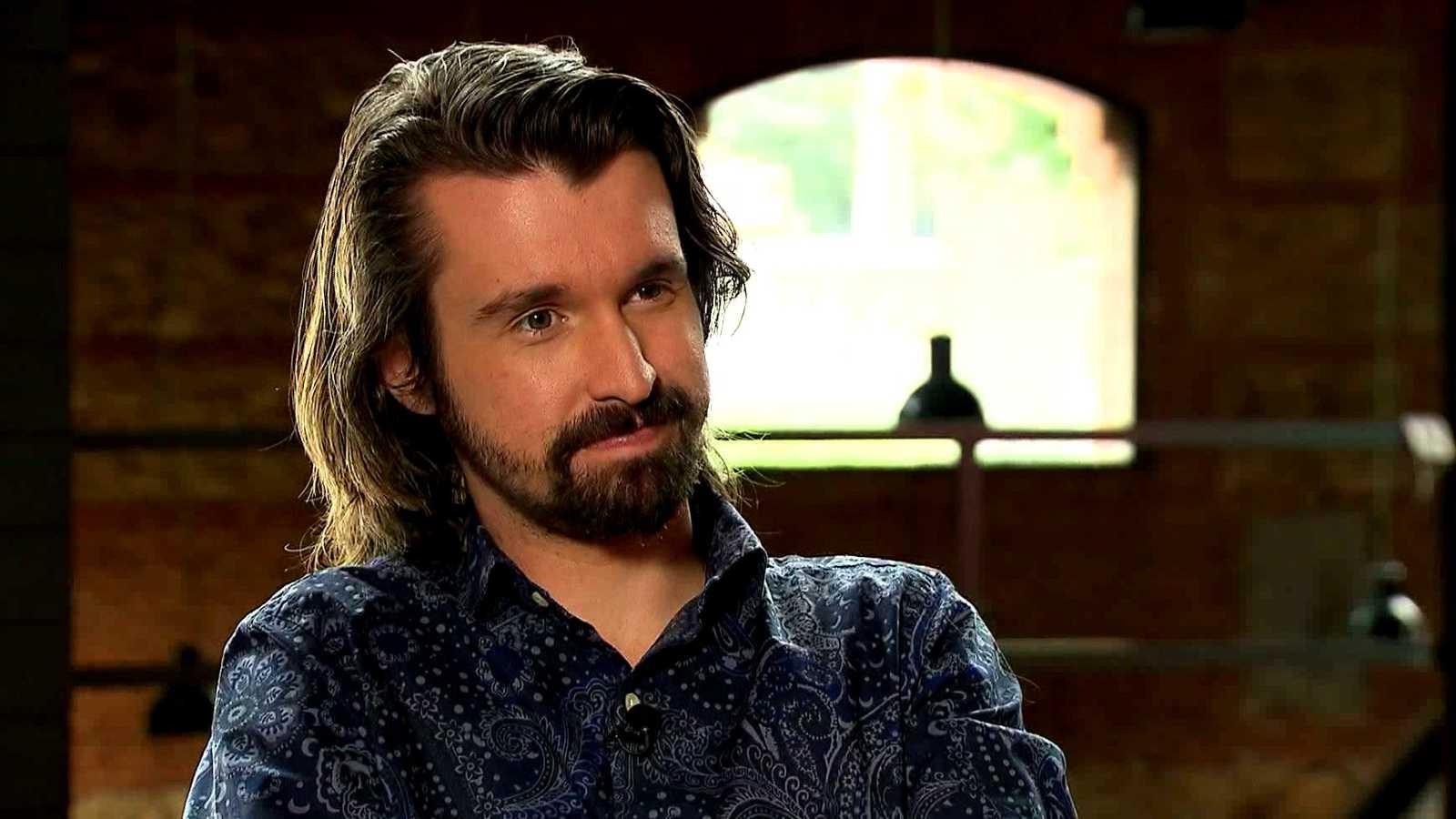 Entrevista completa con el actor Santi Alverú