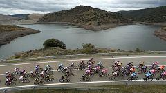 Vuelta ciclista a España 2020 - 3ª etapa: Lodosa - La Laguna Negra - Vinuesa (Podium)