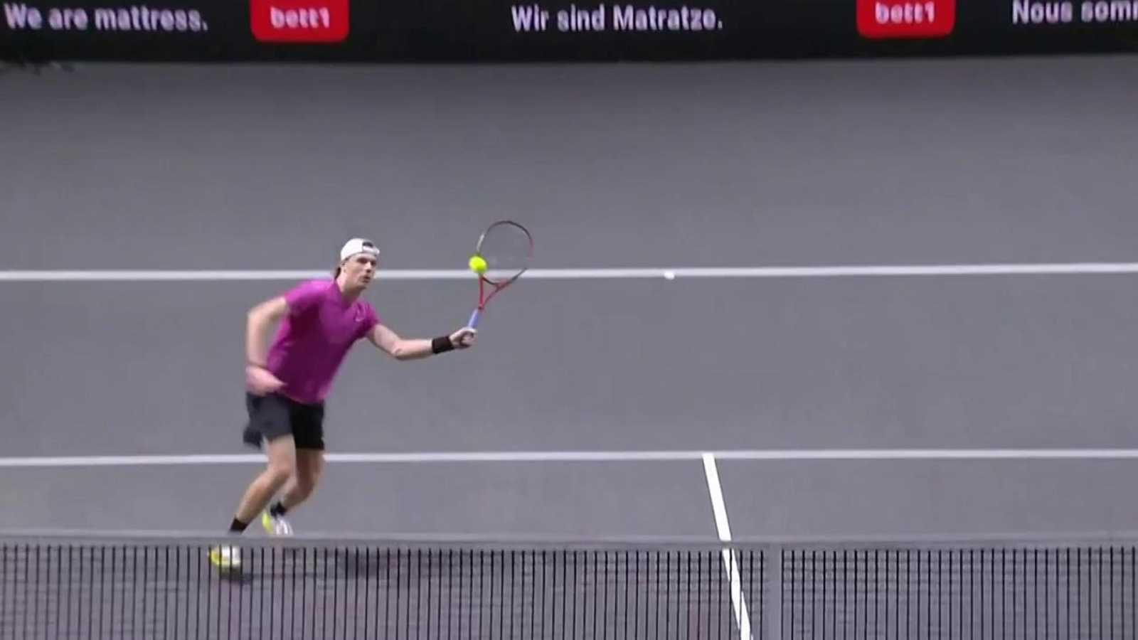 Tenis - ATP 250 Torneo Colonia (II): Denis Shapovalov - Gilles Simon - ver ahora