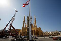 Hariri retoma el mando de un Líbano en ruinas un año después de su dimisión